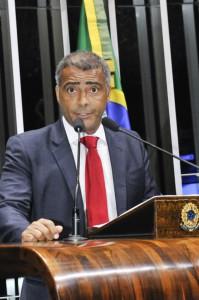 ロマーリオ上議にも、とばっちりが飛んだ(Foto: Waldemir Barreto/Agência Senado)