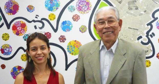 秋山さんと吉岡さん