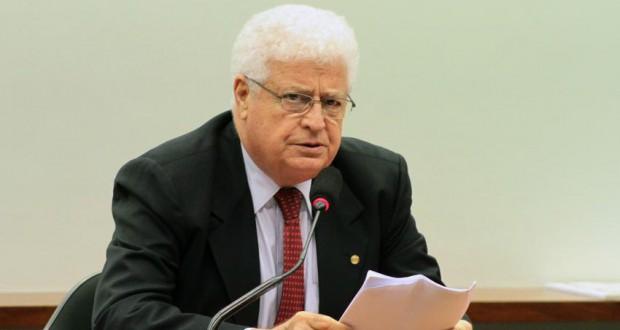 議員権剥奪の危機にあるPPのネウソン・メウレール下議(Viola Junior/Câmara dos Deputados)