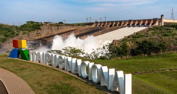 世界一の座に返り咲いたイタイプー発電所(Rubens Fraulini/Itaipu Binacional)