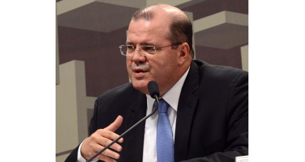 アレッシャンドレ・トンビニ中銀総裁(Antonio Cruz/Agência Brasil)