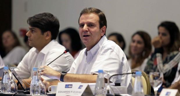 エドゥアルド・パエス リオ市長(Paula Johas/Prefeitura do RJ)