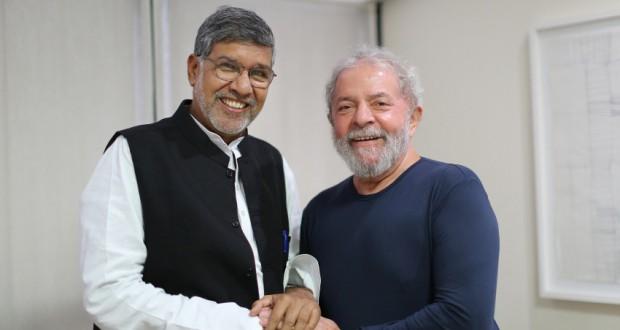 疑惑への報道が加熱中のルーラ氏(Ricardo Stuckert/Instituto Lula)
