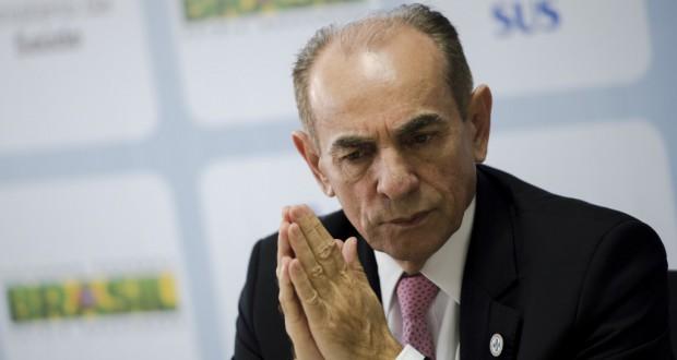 マルセロ・カストロ保健相(Marcelo Camargo/Agencia Brasil)