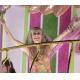 リオのカーニバル=マリア・ベターニアも大喜び=優勝マンゲイラの今年のテーマに