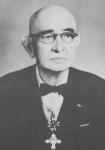 憩の園創立者の一人、宮腰千葉太(『救済会の37年』より)