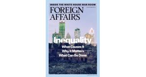 国際政治経済ジャーナル「Foreign Affairs」