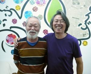 生駒さんと橋本さん