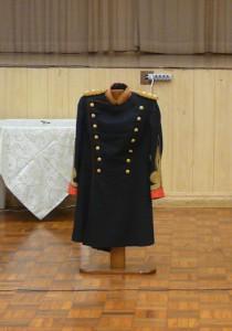 脇山甚作の軍コート