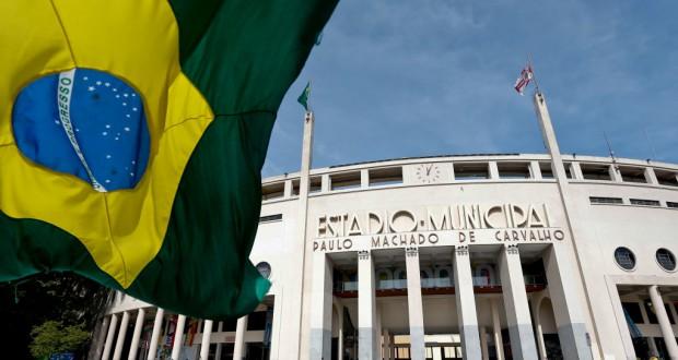 1940年開場、50年にはW杯も開催した由緒あるスタジアム(Rafael Neddermeyer/Fotos Publicas)