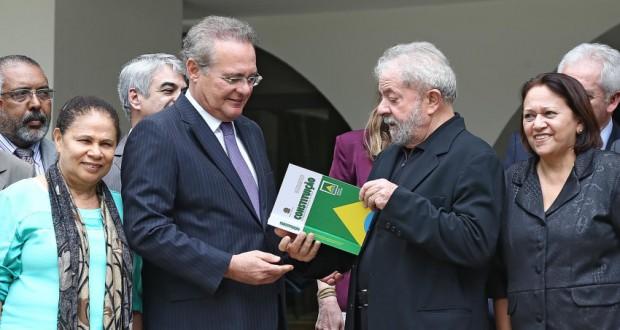 9日のルーラ氏(Ricardo Stuckert/ Instituto Lula)
