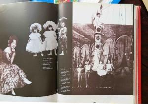 竹沢万次が足芸を披露している貴重な写真を収めた『O Circo no Brasil』