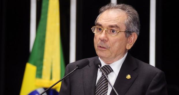 ライムンド・リラ上議(Waldemir Barreto/Agencia Senado)