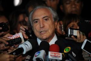 テーメル大統領は誕生するのか(Foto: Marcelo Camargo/Agência Brasil)
