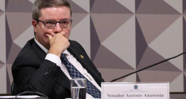 CEIの報告官に就任したアナスタジア上議(Lula Marques/Agencia PT)