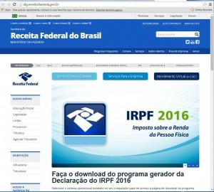 国税庁のホームページ