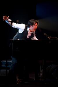 ピアニストの小曽根さん(提供写真)