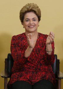まだまだ〃奥の手〃を駆使しているといわれるジウマ大統領(Foto: Lula Marques/Agência PT)