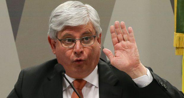 ロドリゴ・ジャノー連邦検察庁長官(Lula Marques/Agencia PT)