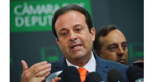 アントニオ・モウラ下議(キリスト社会党・PSC)(Antonio Cruz/Agencia Brasil)