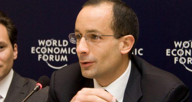 マルセロ・オデブレヒト被告(Cicero Rodrigues/World Economic Forum)
