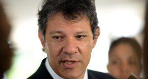フェルナンド・ハダジ聖市市長(Wilson Dias/Agência Brasil)