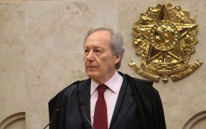 リカルド・レヴァンドウスキー最高裁長官(Foto: Carlos Humberto/SCO/STF)
