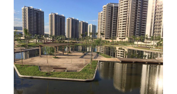 選手村の光景(Rio 2016/Alex Ferro)