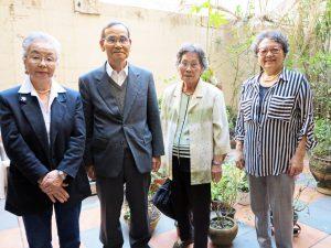 中川さん、上野会長、玉井さん、辺原さん
