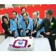茨城県人会創立55周年祝う=若者が結集して企画準備=知事と20年来の旧交温め