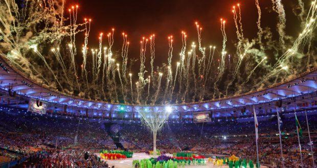 壮麗に幕を閉じたリオ五輪。閉会式の様子(Foto: Fernando Frazão/Agência Brasil)