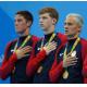 米国水泳選手=「リオで強盗被害」嘘だった=ロクテの証言の矛盾明るみに=実際は泥酔し器物破損も