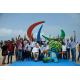 パラリンピック本日開催=旗手は陸上のシルレーネ=リオ州議会では展示会も
