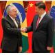 中国=ブラジルに150億レの投資=テメル新政権には朗報=マラニョンでの製鉄事業など=習近平主席と会談も