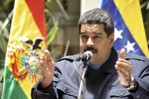 物議をかもしているベネズエラのマドゥロ大統領(Foto: Freddy Zarco/ABI, 13/10/2015)