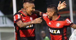 7月に行われたボタフォゴ戦で(Gilvan de Souza/Flamengo)