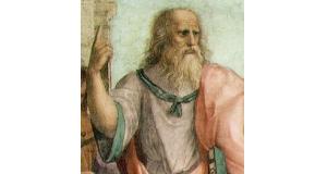 哲学者プラトン(Raphael [Public domain], via Wikimedia Commons)