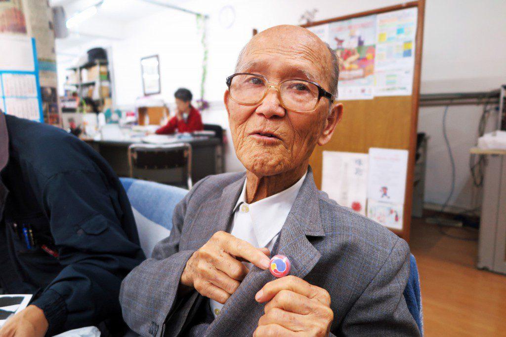 本紙でも紹介した菊池富美雄氏。