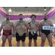 南米相撲大会=男女とも伯国が団体総合V=個人戦も表彰台を独占