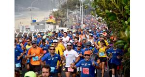 リオ五輪・パラリンピックでの余韻も冷めないままのリオで20回目となる国際ハーフマラソン大会が開催された。(Sergio Shibuya/MBraga Comunicacao)