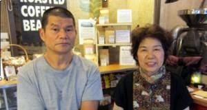 田畑光江さんと弟の松郎さん