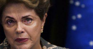 罷免されたジウマ前大統領(Marcelo Camargo/Agência Brasil)