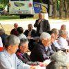 連合会結成のアイデアも=第3回聖州地方団体の集い=和太鼓で再活性化の例発表
