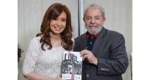 9日のルーラ氏(Ricardo Stuckert/Instituto Lula)