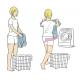 腰痛改善コラム=サムライの姿勢=メディカルトレーナー 伊藤和磨=(15)=腰痛と膝の痛みを予防するピポッド