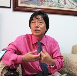市財政好転500位ごぼう抜き=小野前市長が日系社会に感謝=「移民110周年手伝いたい」