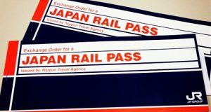 多くの日本人移民が利用するJRパス(提供: Amy Jane Gustafson, 2013(Flickr))