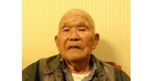 根っからのスポーツマンの高木さん(99歳)