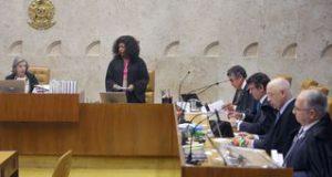 カルメン・ルシア最高裁長官(José Cruz/Agência Brasil)