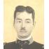 北部師団の奇兵隊第一大尉の野中金吾氏、1915年12月(野中ヘナロ氏所蔵コレクション)